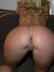 Huge booties unorthodox photo