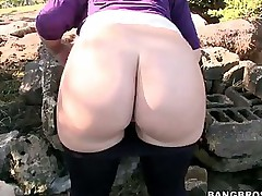 Nikki Stone -  White Girls With A Big Ass